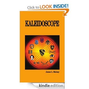 Kaleidoscope (book cover) - Amazon