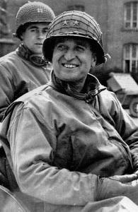 Major General Harry Malony